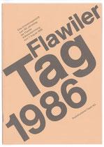 Eine Erinnerungsschrift zum 150 Jahre der Flawiler Volksversammlung vom 7. August 1936