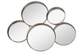 Metalen spiegel