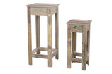 Set van 2 side tables