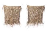 Palm bladeren mat