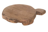 Vintage home used houten chapati plank