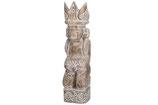 Houten standbeeld Timor