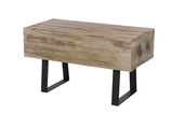 Houten side table