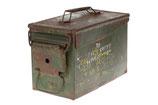 Vintage legerbox