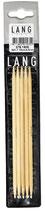 Strumpfstricknadeln addi Bambus 501-7