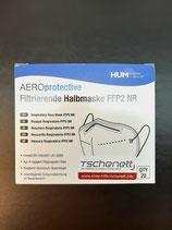 FFP2 Masken HUM einzeln verpackt, 20 Stk. pro Verpackung