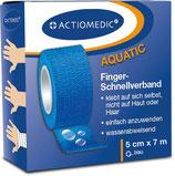 Actiomedic® AQUATIC Schnellverband , 5 cm x 7 m