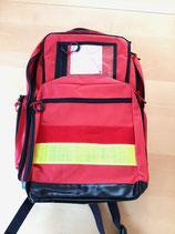 Erste Hilfe-Rucksack Sport und Freizeit m. Kühlmaterial und Tape