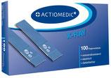 Actiomedic® X-RAY + AQUATIC Fingerverband, 12 x 2 cm, Pack à 100 Stück