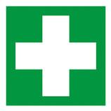 """Symbol """"Erste Hilfe"""", Kunststoff, 200 x 200 mm"""