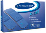 Actiomedic® X-RAY + ELASTIC Pflasterstrips, 19 x 72 mm, Elastische