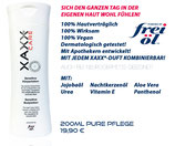 XAXX CARE - SENSITIVE BODYLOTION - POWERED BY FREIÖL ®