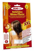 WUNDMED - NATÜRLICHES WÄRME - PFLASTER XXL 5ER - SET