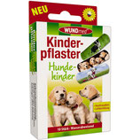 WUNDMED - KINDERPFLASTER - HUNDEWELPEN 50ER - SET