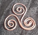 Celta Simbol/Silberdraht