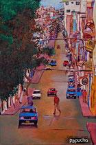 Calle san Lázaro