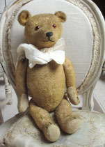 Sooo shabby: Großer alter bespielter Teddy