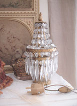 Antiker Tischlüster aus Frankreich - 1-flammig