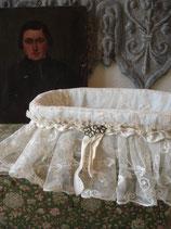 RAR: Antikes franz. Blumenkörbchen Hochzeit