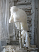RAR: Dekorative alte Barock Perücke aus Frankreich