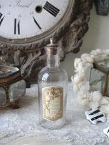 Wunderschöne antike kleine Parfümflasche Frankreich
