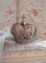 RAR: Wunderschöne antike Madonnen Krone Frankreich 19. Jahrh.