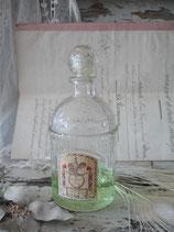 Dekorativer alter Parfümflakon Guerlain aus Frankreich