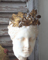 RAR: Dekorative antike Krone aus Frankreich 19. Jahrhundert