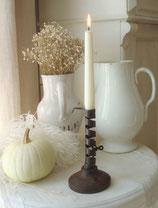 Antiker Kerzenständer aus Frankreich 19th