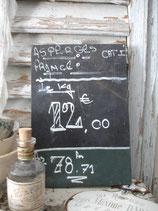 Wunderbares altes Holzschild / Marktschild aus Frankreich