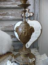 Antiker Kerzenleuchter aus Frankreich