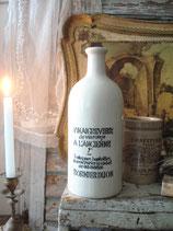 Shabby: Alte Keramik Flasche aus Frankreich