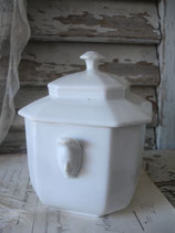 RAR: Antiker Porzellan Sucrier aus Frankreich