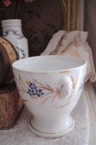Antiker Porzellan Sucrier aus Frankreich 1900
