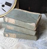 Antike kleine französische Bücher - traumhaft