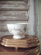 Shabby: Zauberhafte alte Keramik Bol Petrus Regout