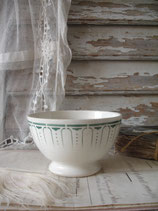 Shabby: Alte Keramik Bol aus Frankreich