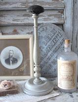 Dekorativer antiker Hutständer Holz aus Frankreich