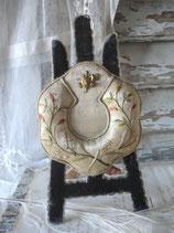 Seltener & wunderschöner antiker Uhrenständer Frankreich