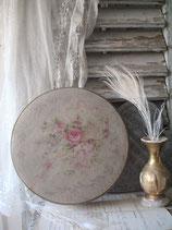 Wunderschöne alte riesige Pralinenschachtel aus Frankreich