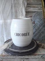 Shabby: Altes Keramik Vorratsgefäß aus Frankreich