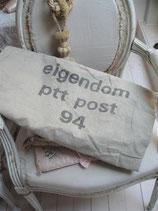 Dekorativer alter Postsack aus Holland