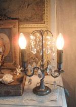Stimmungsvolle antike Girandole aus Frankreich