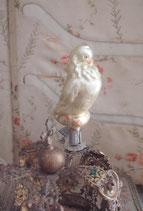 Alter Christbaumschmuck Vogel mit Clip