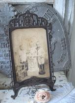 Antiker großer Jugendstil Bilderrahmen Frankreich