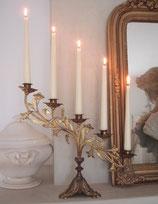 Antiker Altarleuchter aus Frankreich