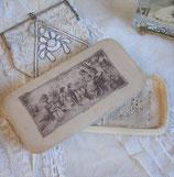 Wunderbare alte Bonbonschachtel Frankreich um 1900