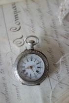 Antike kleine Damen Taschenuhr Frankreich
