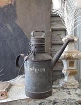 Unglaublich dekorative antike Petroleum Flasche