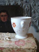 Zauberhaft: Antiker Porzellan Sucrier aus Frankreich 1900